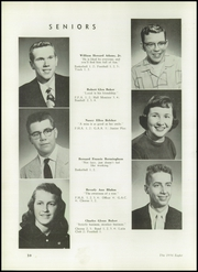 Page 14, 1956 Edition, Rantoul Township High School - Eaglet Yearbook (Rantoul, IL) online yearbook collection