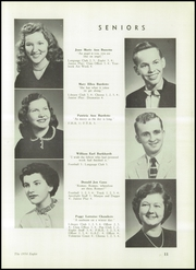 Page 15, 1956 Edition, Rantoul Township High School - Eaglet Yearbook (Rantoul, IL) online yearbook collection