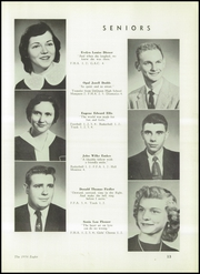 Page 17, 1956 Edition, Rantoul Township High School - Eaglet Yearbook (Rantoul, IL) online yearbook collection