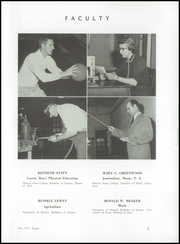 Page 11, 1957 Edition, Rantoul Township High School - Eaglet Yearbook (Rantoul, IL) online yearbook collection