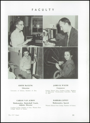Page 15, 1957 Edition, Rantoul Township High School - Eaglet Yearbook (Rantoul, IL) online yearbook collection