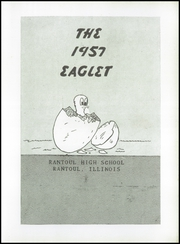 Page 7, 1957 Edition, Rantoul Township High School - Eaglet Yearbook (Rantoul, IL) online yearbook collection