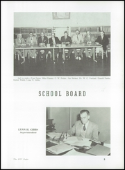 Page 9, 1957 Edition, Rantoul Township High School - Eaglet Yearbook (Rantoul, IL) online yearbook collection