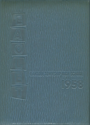 Page 1, 1958 Edition, Rantoul Township High School - Eaglet Yearbook (Rantoul, IL) online yearbook collection