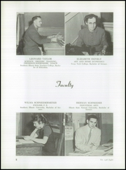 Page 12, 1958 Edition, Rantoul Township High School - Eaglet Yearbook (Rantoul, IL) online yearbook collection