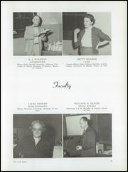 Page 13, 1958 Edition, Rantoul Township High School - Eaglet Yearbook (Rantoul, IL) online yearbook collection