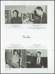 Page 15, 1958 Edition, Rantoul Township High School - Eaglet Yearbook (Rantoul, IL) online yearbook collection