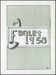 Page 7, 1958 Edition, Rantoul Township High School - Eaglet Yearbook (Rantoul, IL) online yearbook collection