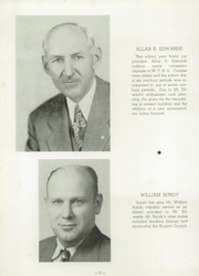Page 12, 1948 Edition, Marion High School - Memory Kit Yearbook (Marion, IL) online yearbook collection