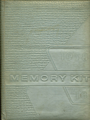 Page 1, 1958 Edition, Marion High School - Memory Kit Yearbook (Marion, IL) online yearbook collection