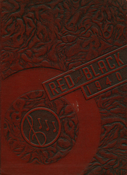 1940 Edition, DuSable High School - Red and Black Yearbook (Chicago, IL)