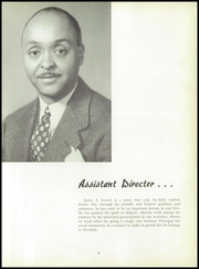 Page 13, 1954 Edition, DuSable High School - Red and Black Yearbook (Chicago, IL) online yearbook collection
