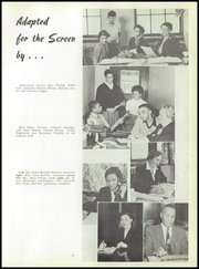 Page 15, 1954 Edition, DuSable High School - Red and Black Yearbook (Chicago, IL) online yearbook collection