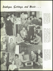 Page 16, 1954 Edition, DuSable High School - Red and Black Yearbook (Chicago, IL) online yearbook collection