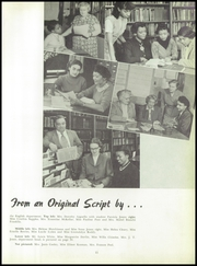 Page 17, 1954 Edition, DuSable High School - Red and Black Yearbook (Chicago, IL) online yearbook collection