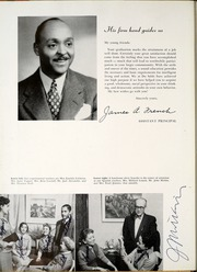 Page 12, 1956 Edition, DuSable High School - Red and Black Yearbook (Chicago, IL) online yearbook collection
