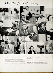 Page 16, 1956 Edition, DuSable High School - Red and Black Yearbook (Chicago, IL) online yearbook collection