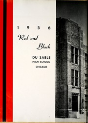 Page 6, 1956 Edition, DuSable High School - Red and Black Yearbook (Chicago, IL) online yearbook collection
