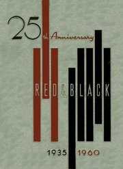 1960 Edition, DuSable High School - Red and Black Yearbook (Chicago, IL)