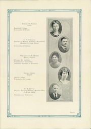 Page 15, 1925 Edition, Sterling High School - Blue and Gold Yearbook (Sterling, IL) online yearbook collection