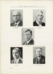 Page 10, 1930 Edition, Sterling High School - Blue and Gold Yearbook (Sterling, IL) online yearbook collection