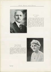 Page 12, 1930 Edition, Sterling High School - Blue and Gold Yearbook (Sterling, IL) online yearbook collection