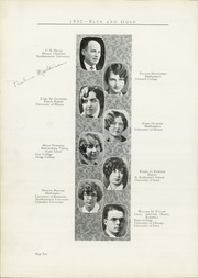 Page 14, 1930 Edition, Sterling High School - Blue and Gold Yearbook (Sterling, IL) online yearbook collection