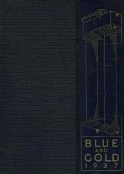 Sterling High School - Blue and Gold Yearbook (Sterling, IL) online yearbook collection, 1937 Edition, Page 1