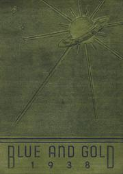Sterling High School - Blue and Gold Yearbook (Sterling, IL) online yearbook collection, 1938 Edition, Page 1