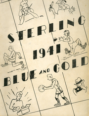 Sterling High School - Blue and Gold Yearbook (Sterling, IL) online yearbook collection, 1941 Edition, Page 1