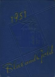 Sterling High School - Blue and Gold Yearbook (Sterling, IL) online yearbook collection, 1951 Edition, Page 1