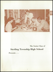 Page 6, 1957 Edition, Sterling High School - Blue and Gold Yearbook (Sterling, IL) online yearbook collection