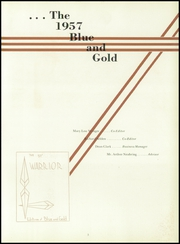 Page 7, 1957 Edition, Sterling High School - Blue and Gold Yearbook (Sterling, IL) online yearbook collection