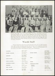 Page 10, 1947 Edition, Washington Community High School - Wacohi Yearbook (Washington, IL) online yearbook collection