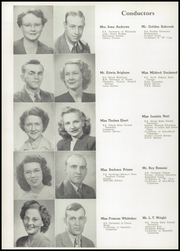 Page 14, 1947 Edition, Washington Community High School - Wacohi Yearbook (Washington, IL) online yearbook collection
