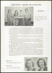 Page 16, 1947 Edition, Washington Community High School - Wacohi Yearbook (Washington, IL) online yearbook collection
