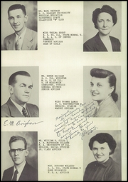 Page 12, 1951 Edition, Washington Community High School - Wacohi Yearbook (Washington, IL) online yearbook collection