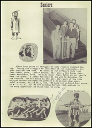 Page 15, 1951 Edition, Washington Community High School - Wacohi Yearbook (Washington, IL) online yearbook collection