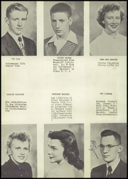 Page 16, 1951 Edition, Washington Community High School - Wacohi Yearbook (Washington, IL) online yearbook collection