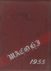 Page 1, 1955 Edition, Washington Community High School - Wacohi Yearbook (Washington, IL) online yearbook collection