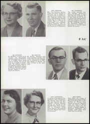 Page 10, 1955 Edition, Washington Community High School - Wacohi Yearbook (Washington, IL) online yearbook collection