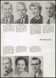 Page 12, 1955 Edition, Washington Community High School - Wacohi Yearbook (Washington, IL) online yearbook collection