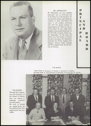 Page 8, 1955 Edition, Washington Community High School - Wacohi Yearbook (Washington, IL) online yearbook collection