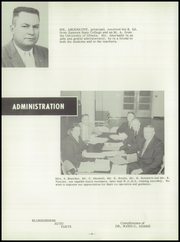 Page 12, 1957 Edition, Washington Community High School - Wacohi Yearbook (Washington, IL) online yearbook collection