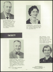 Page 13, 1957 Edition, Washington Community High School - Wacohi Yearbook (Washington, IL) online yearbook collection