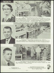 Page 14, 1957 Edition, Washington Community High School - Wacohi Yearbook (Washington, IL) online yearbook collection