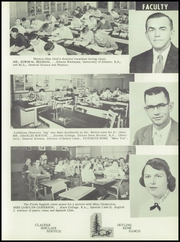 Page 15, 1957 Edition, Washington Community High School - Wacohi Yearbook (Washington, IL) online yearbook collection