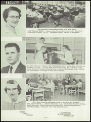 Page 16, 1957 Edition, Washington Community High School - Wacohi Yearbook (Washington, IL) online yearbook collection