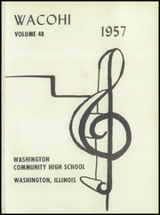 Page 5, 1957 Edition, Washington Community High School - Wacohi Yearbook (Washington, IL) online yearbook collection