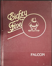 Page 1, 1985 Edition, Harlan High School - Falcon Yearbook (Chicago, IL) online yearbook collection
